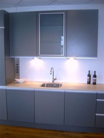 Allergrootste keukensite van nederland keuken grijs 42253 - Afbeelding van keuken amenagee ...