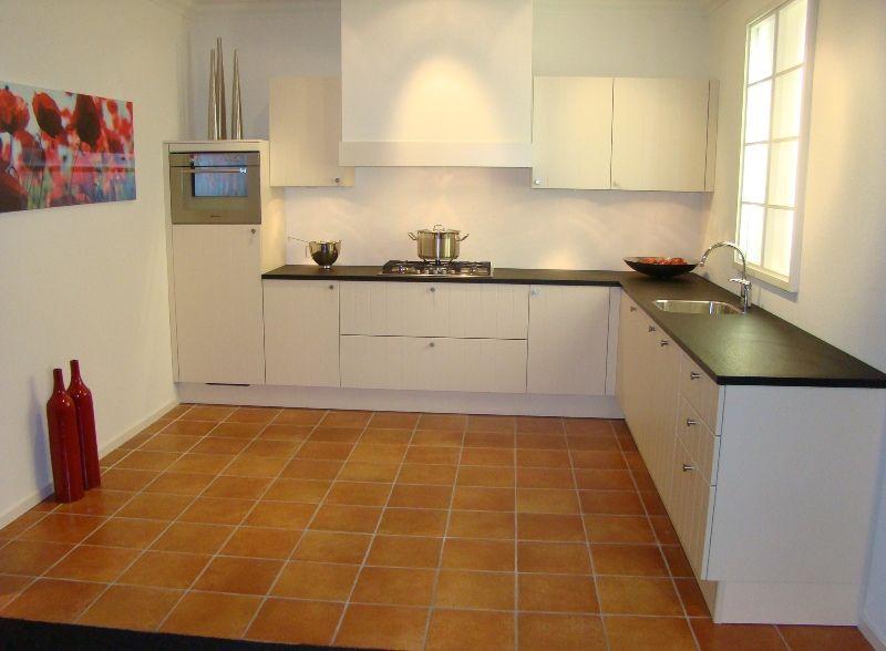 Keuken Wit Landelijk : keukensite van Nederland Landelijke keuken in magnolia wit [45453