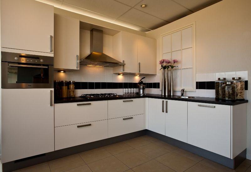 ... keukensite van Nederland  Praktische design keuken [47262