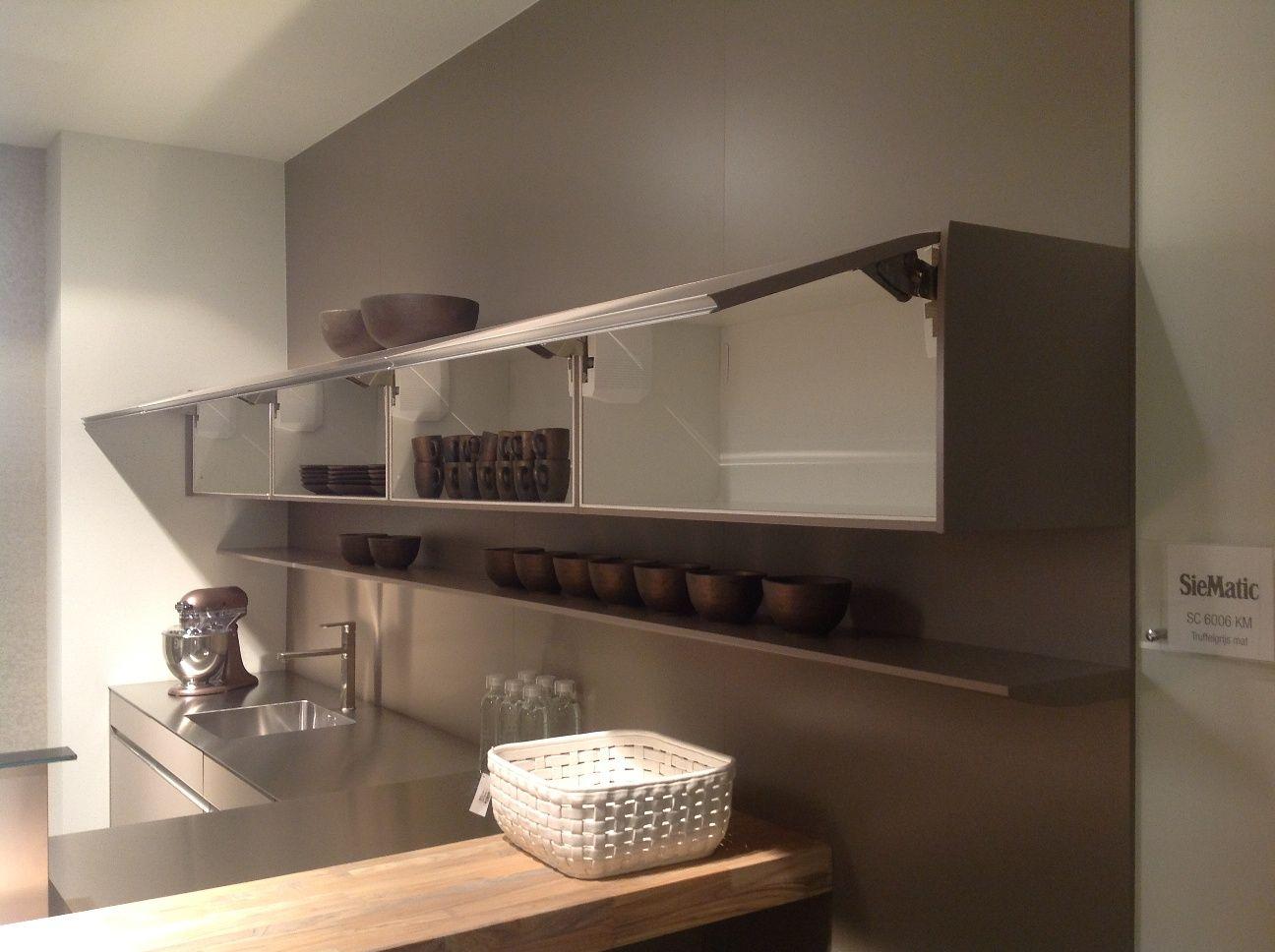 Allergrootste keukensite van nederland siematic luxe designkeuken greeploos - Modele en ingerichte keuken ...