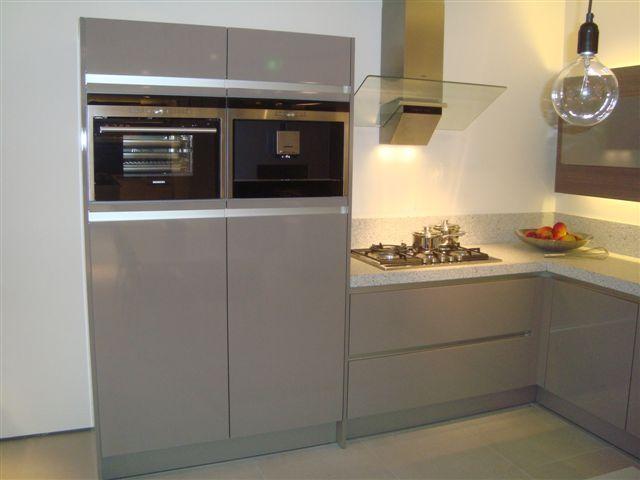 Allergrootste keukensite van nederland siematic 47070 - Poel van blanco hoek ...