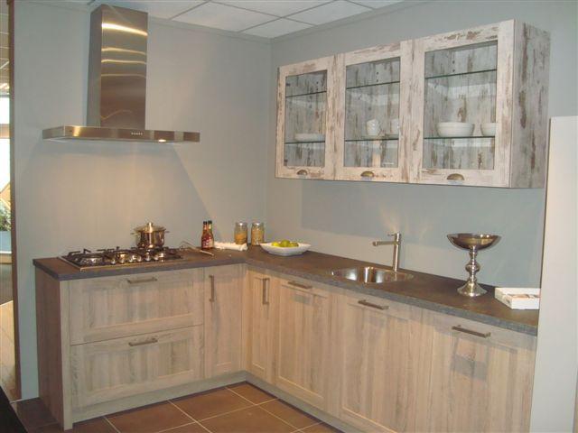 Keuken Steigerhout Zelf Maken : keukensite van Nederland Design steigerhouten keuken [47073
