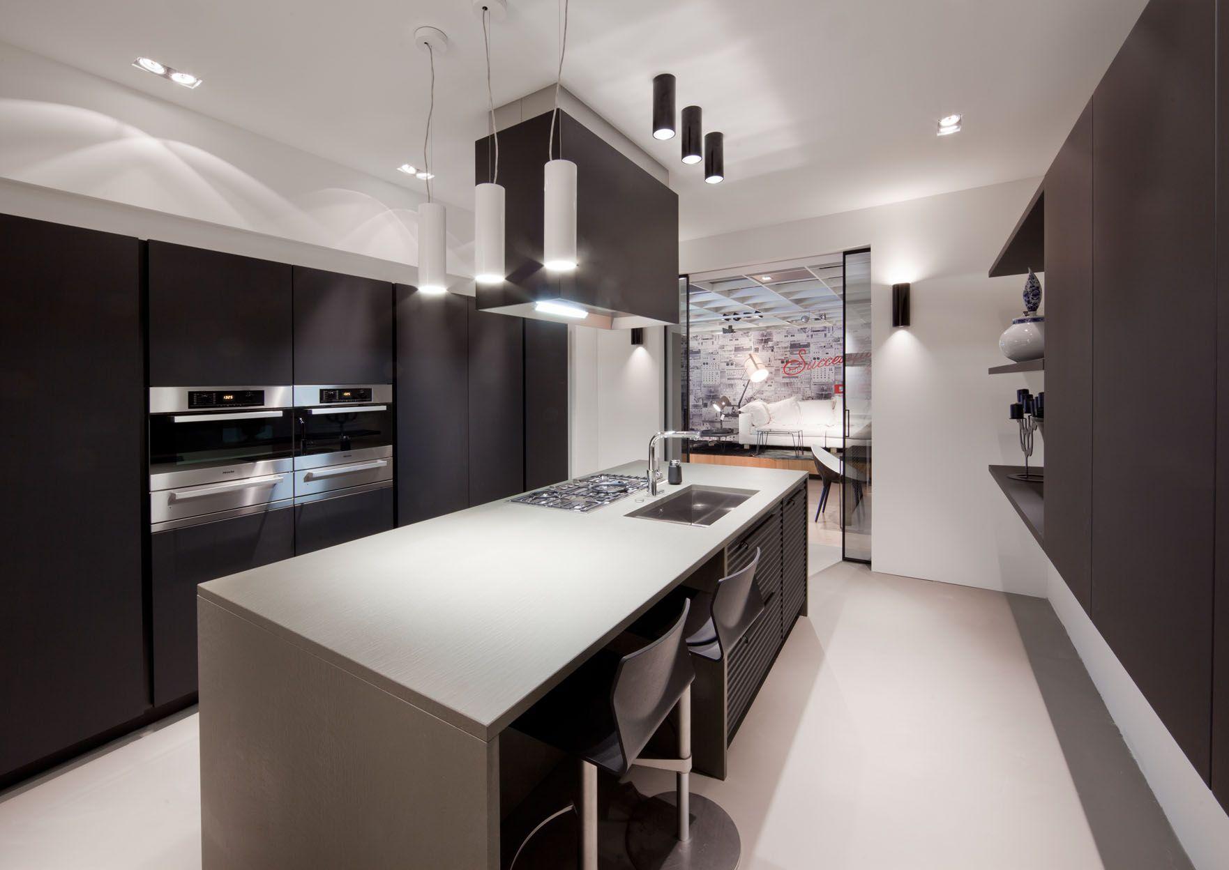 Kookeiland Design Eiland Keuken : ... van Nederland Schiffini ...