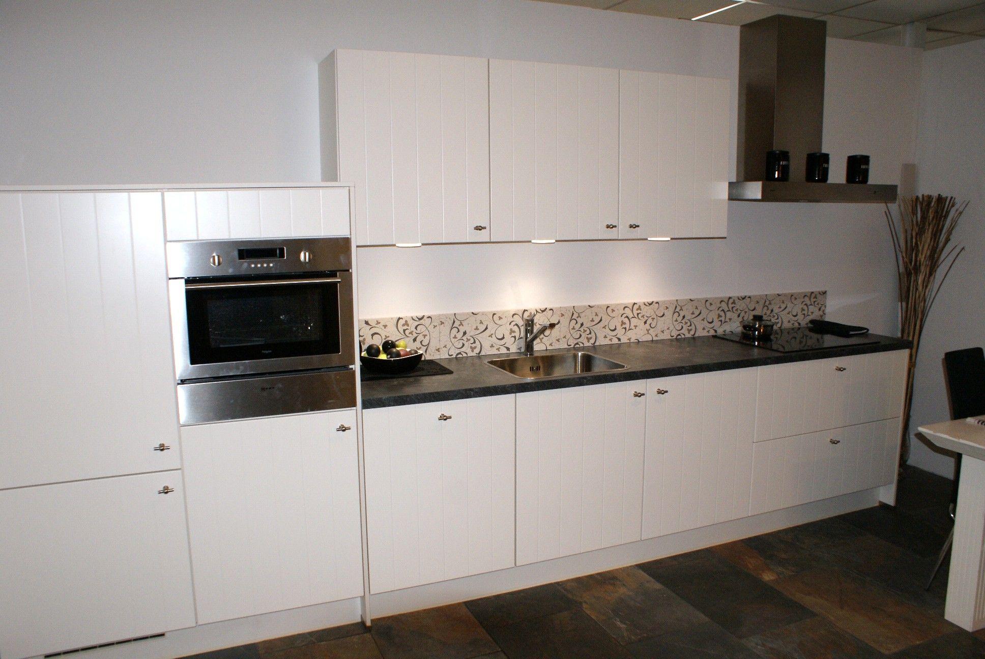 Keuken Kleur Magnolia : keukensite van Nederland Vivari magnolia rechte keuken [50088