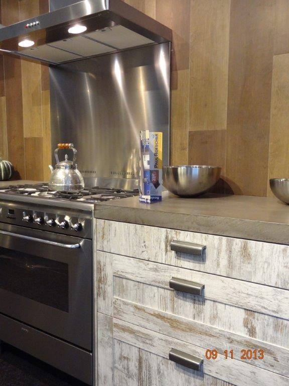 Allergrootste keukensite van nederland prachtige originele rechte keuken - Modele en ingerichte keuken ...