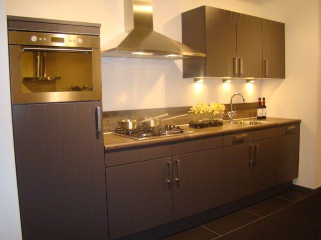 Landelijke Keuken Antraciet : van Nederland Modern landelijke keuken in antraciet [50428