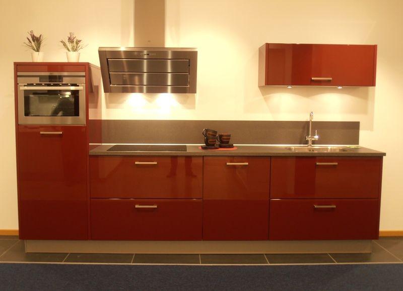 Design Keuken Showroommodel : ... keukensite van Nederland Rechte ...
