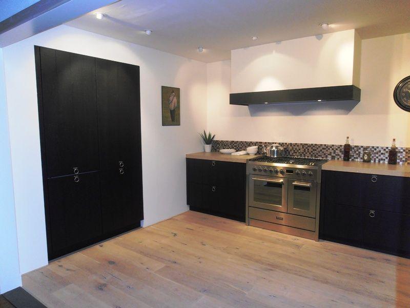 Keuken zwart kleur - D co keuken ...