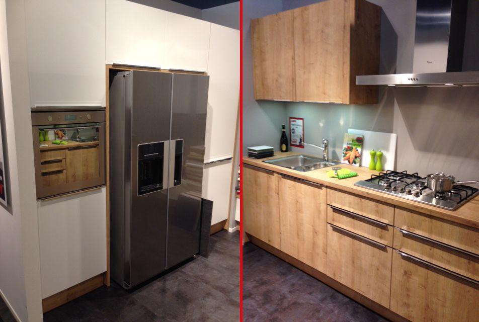 Allergrootste keukensite van nederland parallel keuken 50197 - Model amerikaanse keuken ...