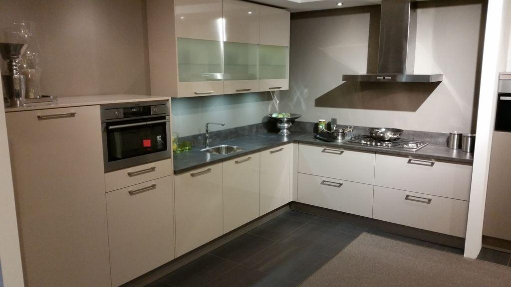 allergrootste keukensite van nederland fraaie moderne keuken in l opstelling