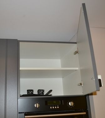 Allergrootste keukensite van nederland keller como 500 basalt grijs 54334 - Poel van blanco hoek ...