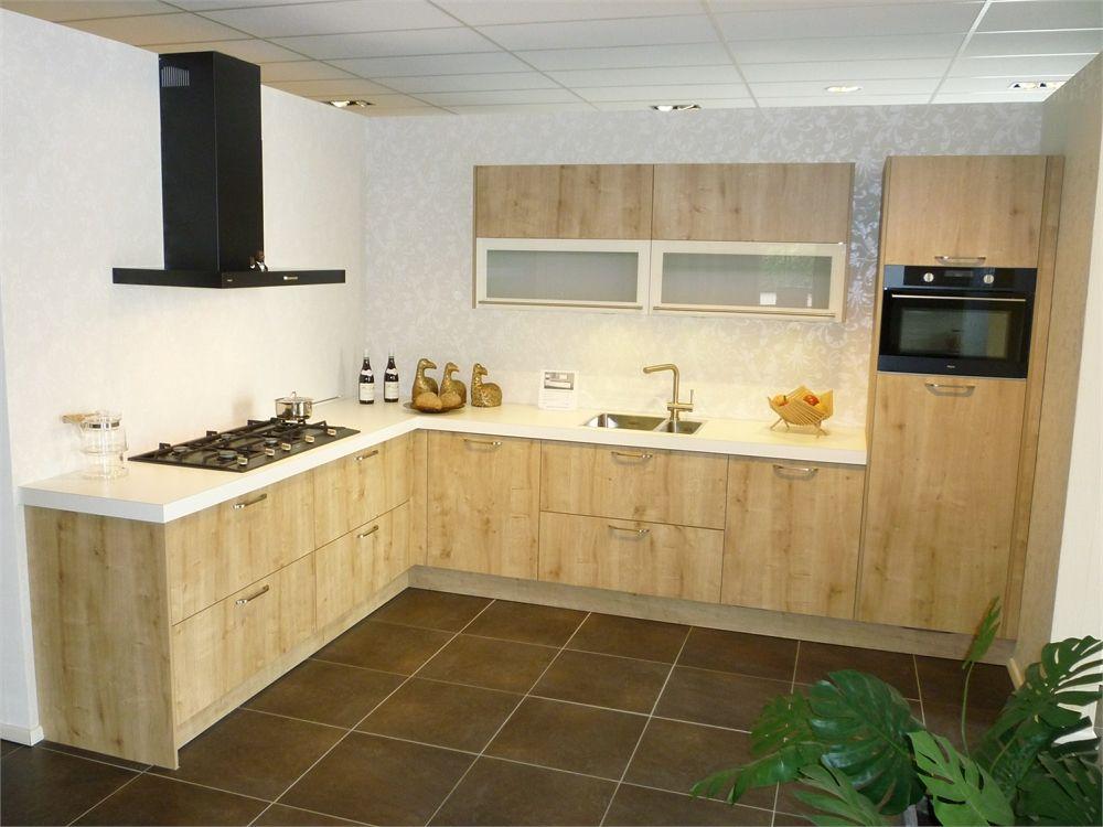 Eiken Keuken Opfrissen : keukentrack nl Allergrootste keukensite van Nederland