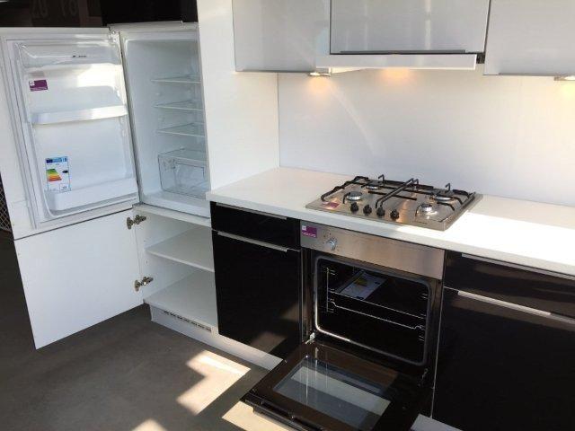 Moderne keuken zwart beste inspiratie voor huis ontwerp - Afbeelding moderne keuken ...