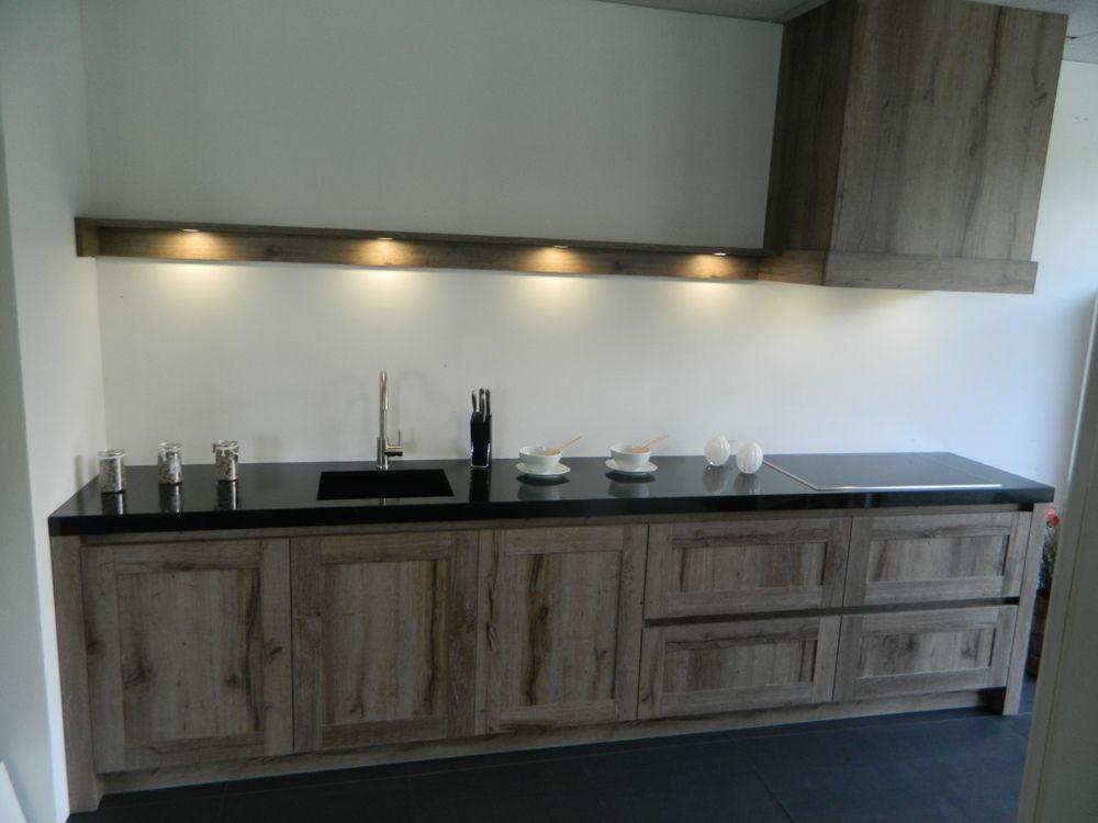 Robuuste Houten Keuken : keukensite van Nederland Luxe Robuuste Houten Keuken [54217