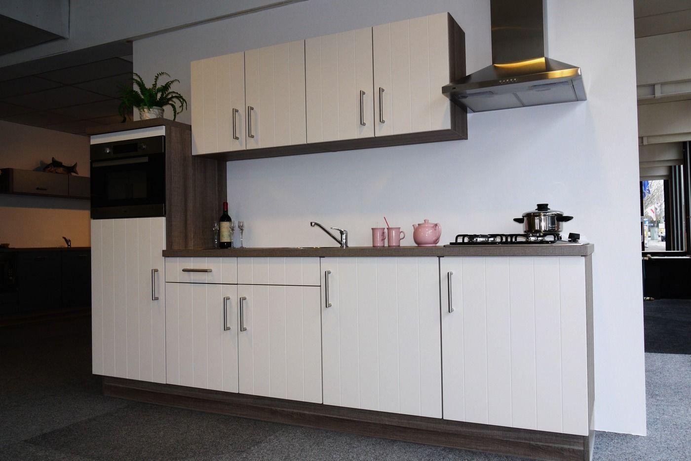 Allergrootste keukensite van nederland rechte keuken scherpe prijs x04 55607 - Centrum eiland keuken prijs ...