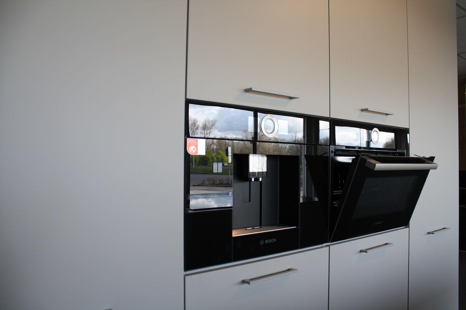 Allergrootste keukensite van nederland for Bosch apparatuur